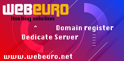 Webeuro Hosting Solution